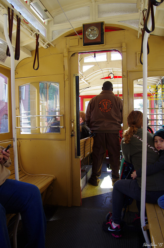 叮噹纜車-Cable Car之舊金山風情