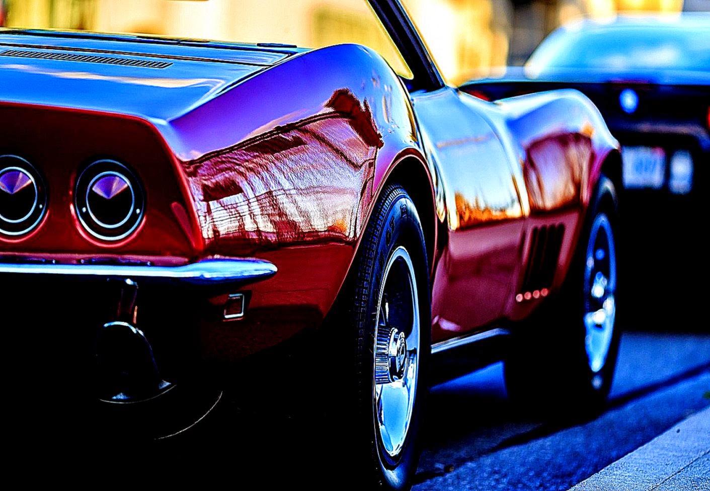 Demension Car Paint