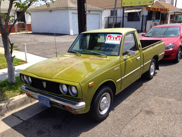 Auto Auction Ended on VIN: RN28025793 1976 Toyota Pickup in ...