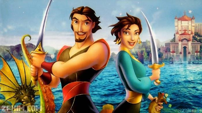 Ảnh trong phim Sinbad: Huyền Thoại 7 Đại Dương - Sinbad: Legend of the Seven Seas 1