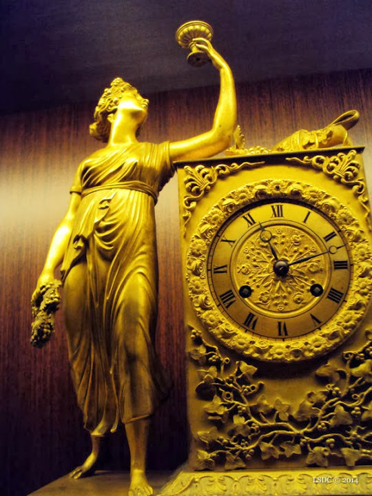 Reloj de la Colección del Museo