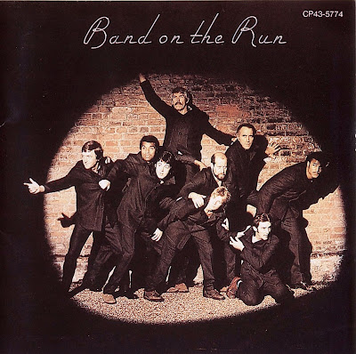 Paul McCartney and Wings ~ 1973 ~ Band on the Run
