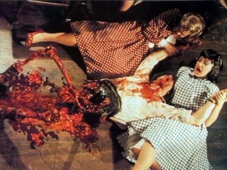 комедийные фильмы ужасов, хоррор, комедия, живая мертвечина 1992