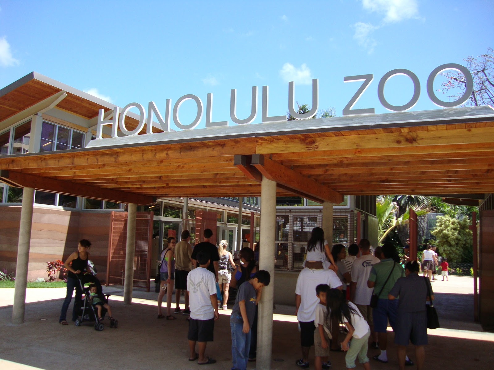 Oahu Family Activities Honolulu Zoo