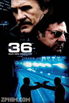 Siêu Cớm So Tài - 36th Precinct (2004) Poster