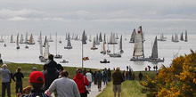 Swiftsure sailing spectators- the world's best sailing spectators