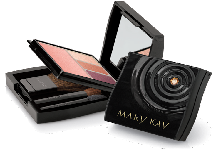 ESTOJO MINI COMPACTO MARY KAY