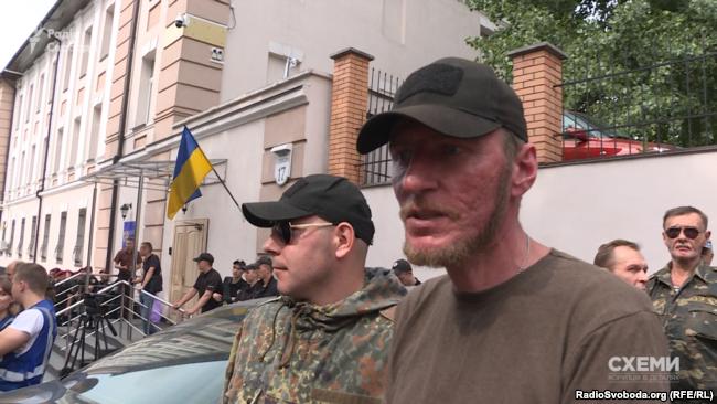 Руслан Корнутич назвався ветераном АТО
