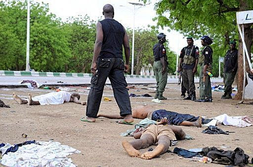 Boko Haram poses disaster for all of Africa