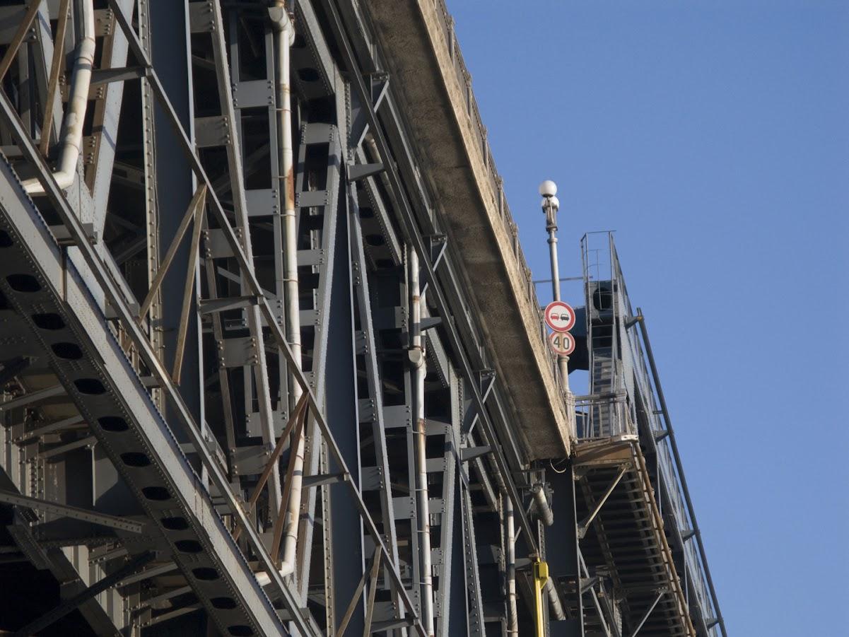 Дунав мост - един различен поглед