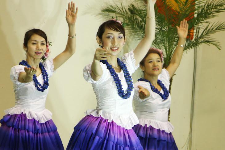 壱岐フラダンス