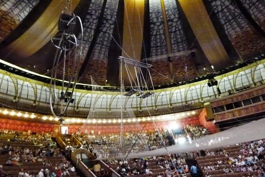Circus interval