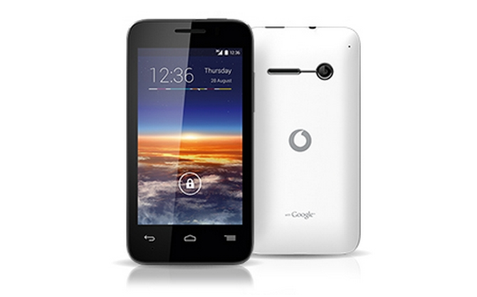 Vodafone Smart 4 mini - Spesifikasi Lengkap dan Harga
