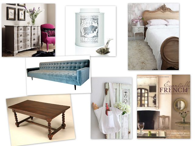 a touch of france houzz ideabook the simply luxurious life. Black Bedroom Furniture Sets. Home Design Ideas