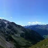 Wandern - Gipfeltour zum Zwölfer Kreuz 18.07.12