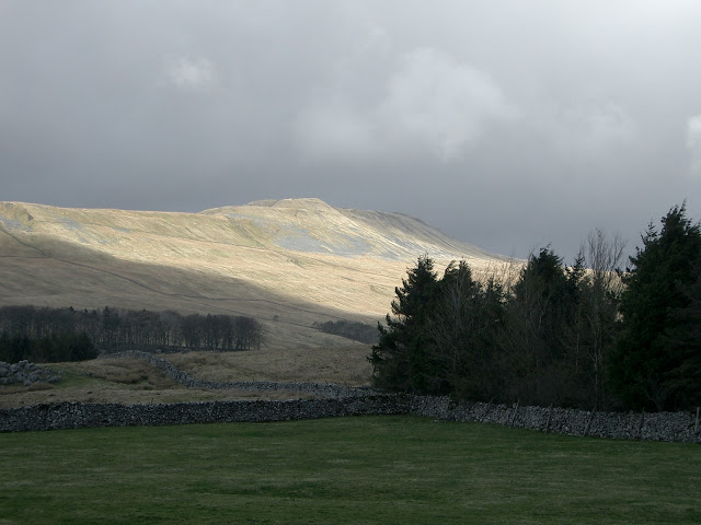 view of Whernside