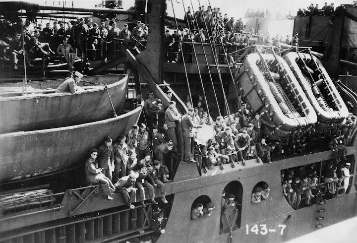 Bill Misina's photos - World War II