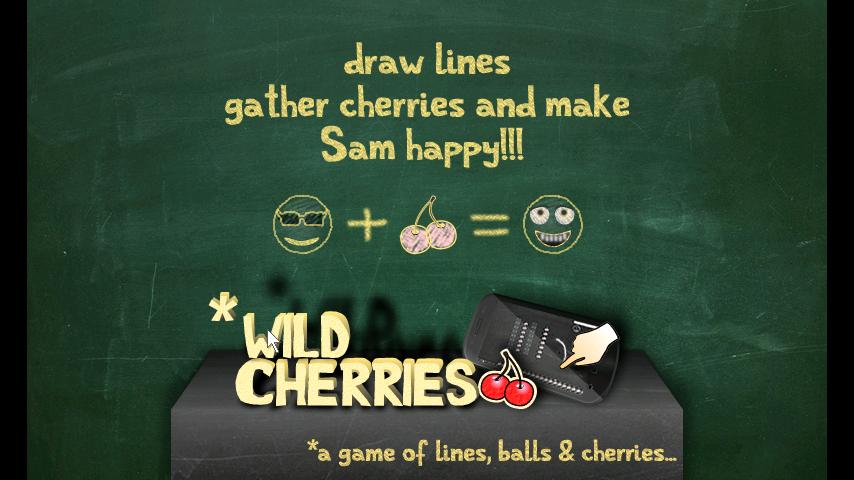 Wild Cherries | เกมส์พาเจ้าหัวกลมไปกินเชอรี่ | โหลดเกมส์แอนดรอยด์ฟรี