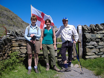Jenny Shackleton, Stephen & Julie Gorton