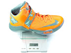 lebrons soldier 6 orange gram Weightionary