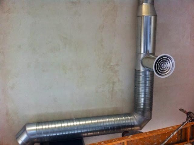 Chimeneas picos de europa tubos helicoidales para - Tubos de acero inoxidable para chimeneas ...