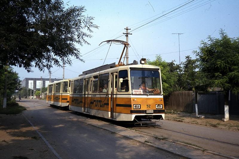 Braila tram