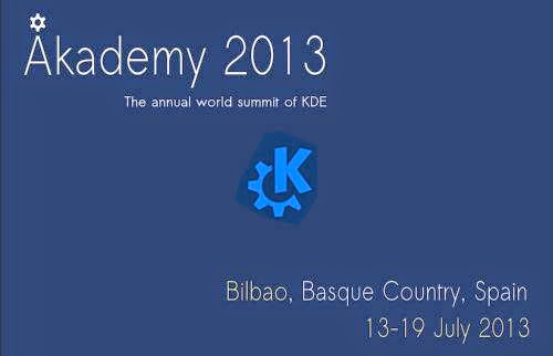 La Akademy 2013 está en marcha
