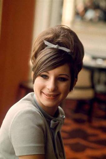 Como han cambiado: Barbra Streisand