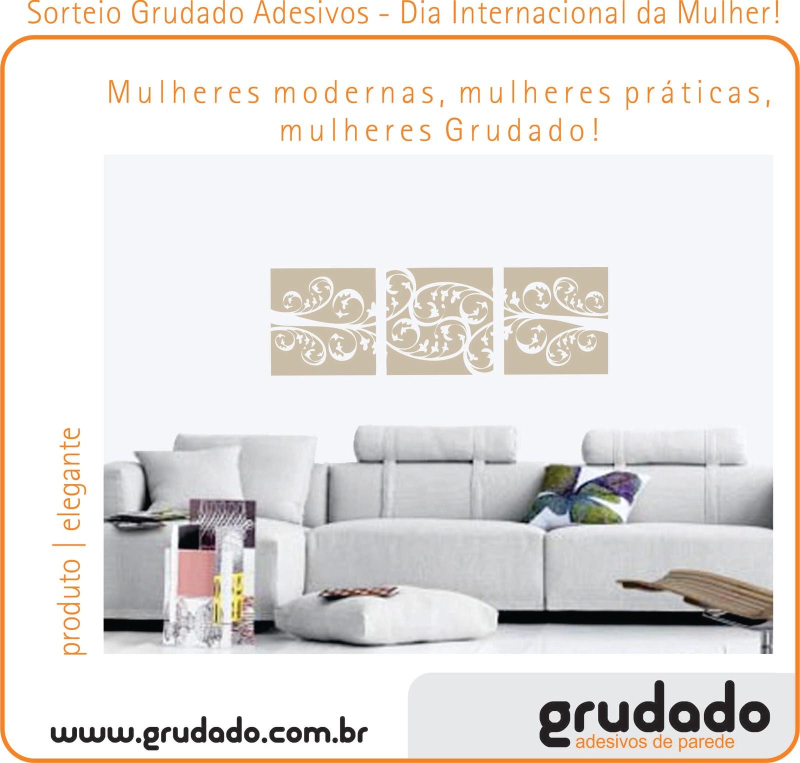 Resultado do sorteio em parceria com a Grudado Adesivos  Blá blá blá com con -> Banheiro Feminino Bla Bla Bla