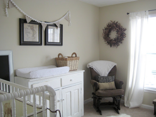 Baby Boy Nursery Tour: Nest Design Studio: Nursery Tour: Baby Boys Vintage Nursery
