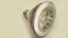 PAR38 E27 LED lamp, λαμπτήρας PAR38 E27 LED