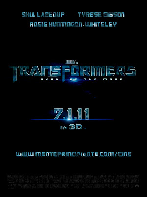 transformers 3 poster 2011. of Transformers series.