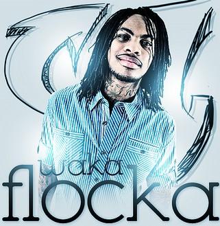The Great Hip Hop Music & Entertainment Blog: Waka Flocka Tour Bus ...