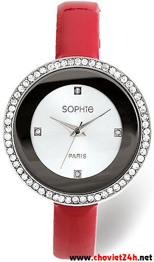 Đồng hồ thời trang nữ Sophie Ethel - WPU216