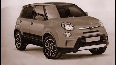 Fiat ElleZero CUV