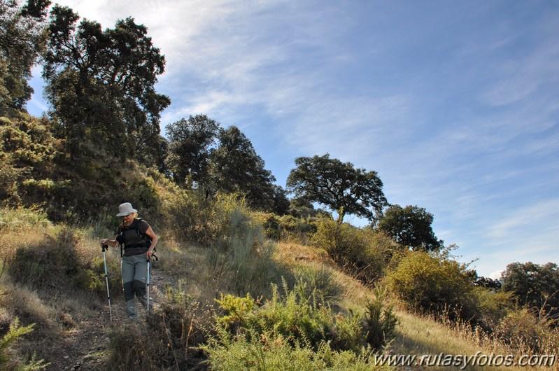Subida al Cerro Malaver