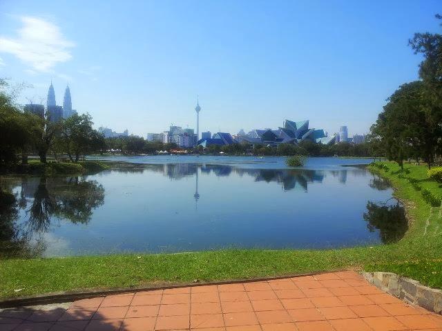 Taman-Tasik-Titiwangsa-Lake-Garden