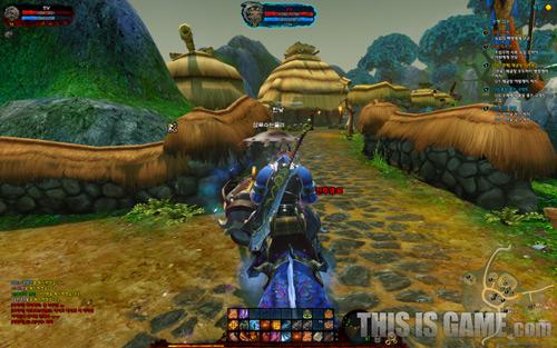 Những hình ảnh cận cảnh về MMORPG ASTA 16