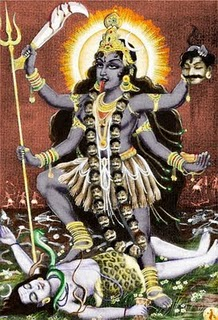Kali The Dark Mother Image