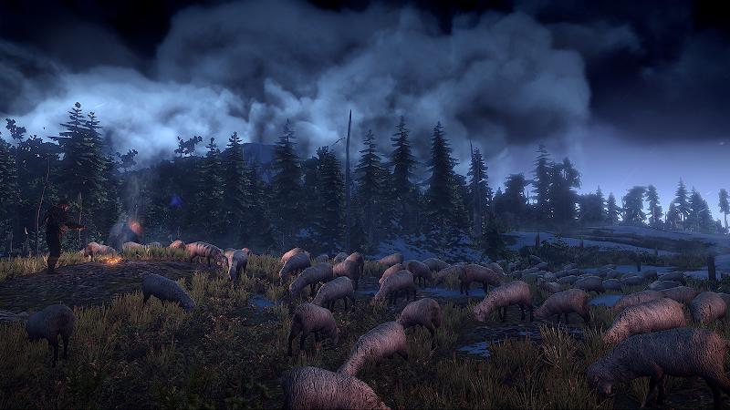 Ngắm loạt ảnh ấn tượng của The Witcher 3: Wild Hunt - Ảnh 7