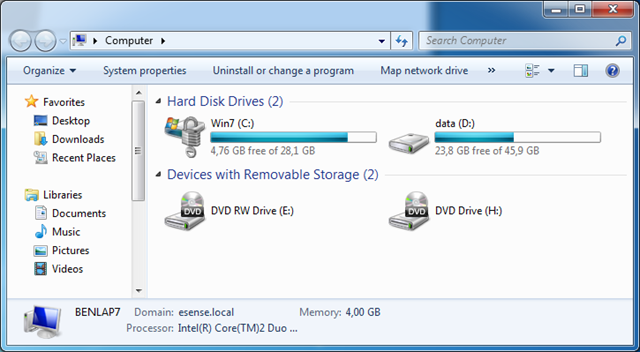 Proteggere con una password hard disk e pendrive collegati al pc