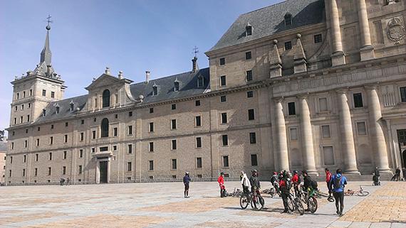 Ruta MTB de El Escorial a Ávila, sábado 5 de julio de 2014 ¿Te apuntas?