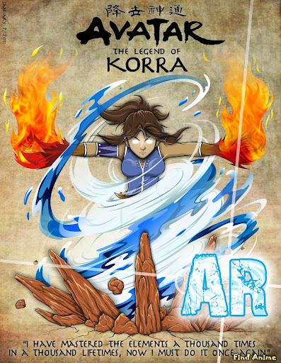 Avatar A Lenda de Korra – Todas Temporadas – Dublado / Legendado