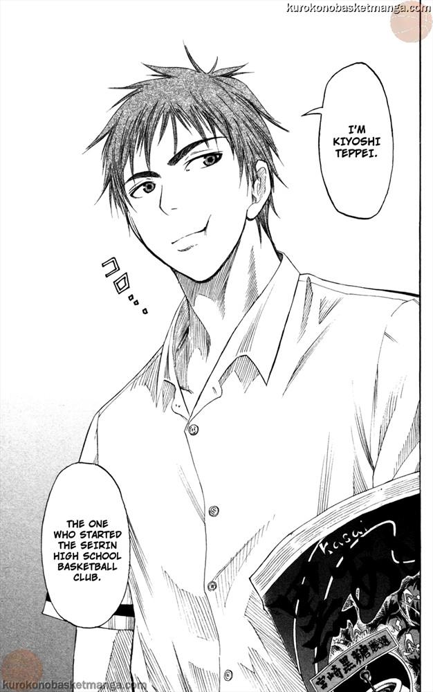 Kuroko no Basket Manga Chapter 53 - Image 0/027