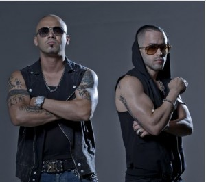 Wisin & Yandel Artistas VIP en HTV