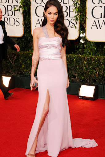 Megan Fox Celebrity Red Carpet Dress