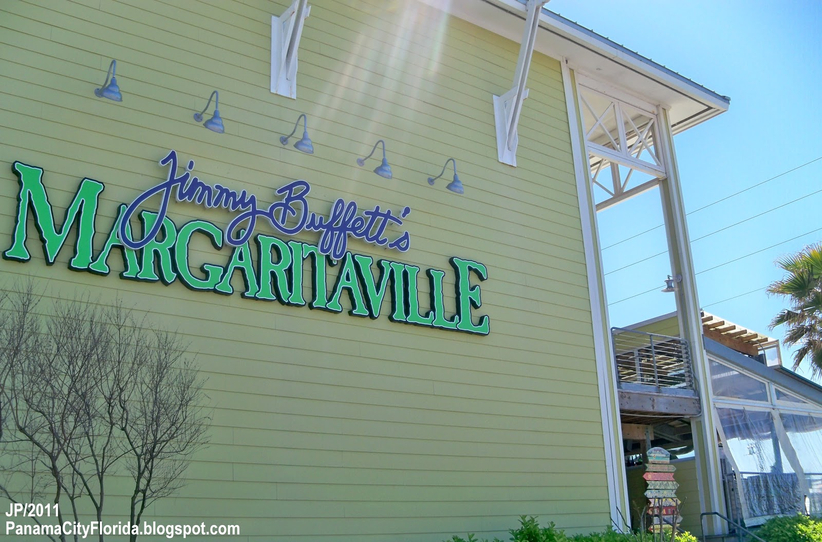 Jimmy Buffett Margaritaville Restaurant Panama City Beach