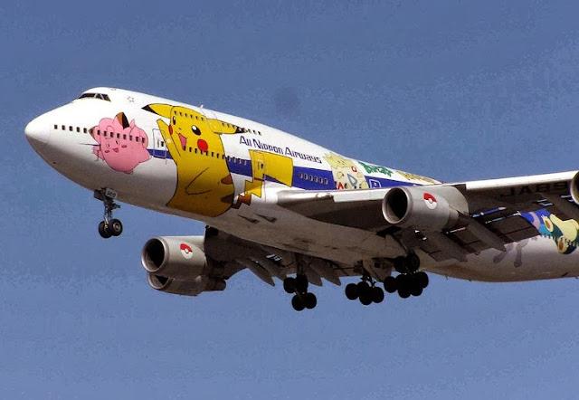 Pesawat All Nippon Airways