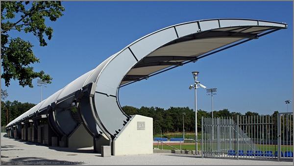 Puławy Stadion MOSiR