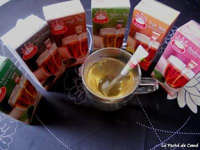 Royal Tea   La Sensación